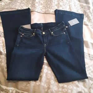 """7 for all mankind """"Jiselle """" Flare jeans"""